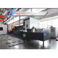 China Automobile Industry Metal Tube Laser Cutting Machine / CNC Tube Cutter on sale