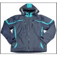 China Men′s 100% Polyester Casual Padded Jacket Hf1086 wholesale