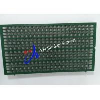 China Stainless Steel Wave Shaker Screen / Metal Sieve Mesh For Solid Control Equipment wholesale