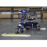 China Dycon Patent Product Electrical Car Floor Cleaning Machine For Dry wholesale