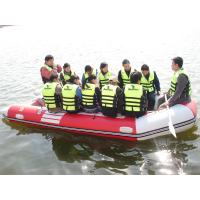 China liya inflatable rescue boat, rubber dinghy for sale on sale