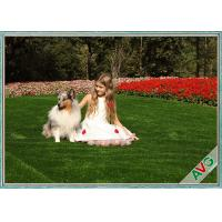 China UV Stabilised Landscaping Artificial Grass For Gardens / Patios / Schools Play Areas wholesale