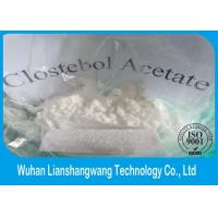 Clostebol Acetate Testosterone Anabolic Steroid , Injectable / Oral Testosterone Steroids