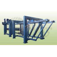 China Autoclaved Concrete Blocks Machine High Efficiency For Bottom Scrap on sale