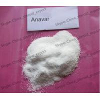 China White Crystalline Anabolic Steroid powder Oxandrolone Anavar wholesale
