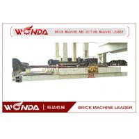 Compressed Earth Brick Stacking Machine 220V 35kw With SO BIS CE Approval