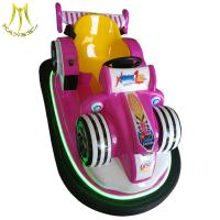 China Hansel 2018 New design fairground bumper car rides drift electric bumper cars suitable for any smooth floor wholesale