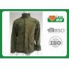 China Windproof Fleece Jacket Windbreak Hunting Fleece Clothing For Runing / Go Hiking wholesale