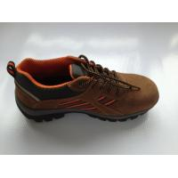 China Brown Heavy Duty Work Shoes Work Safety Shoes For Men / Women wholesale