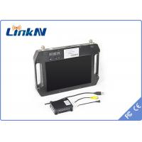 Buy cheap QPSK Digital Portable Video Receiver , Wireless Hd Receiver 900MHz-2.7GHz Can Be from wholesalers