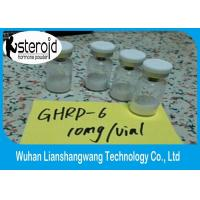 China CAS 87616-84-0 Human Growth Hormone Peptide Losing Weight GHRP- 6 10 mg / vial wholesale