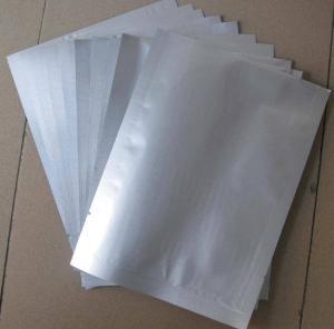 China China aluminium foil bag plastic bag laminated foil packaging zip-lock bags supplier wholesale