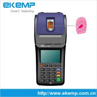 China Linux Pos Terminal with NFC Reader and Fingerprint (EP370) wholesale
