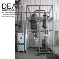 China Ethanol Solvent Recovery Distillation Units , Oil Solvent Recovery Equipment wholesale