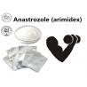 China Anastrozoles Pharmaceutical Raw Materials Powder Arimidex 120511-73-1 Antineoplastic wholesale