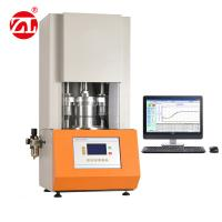 China 200T Oscillating Disk Rubber Vulcameter , Lab MDR Moving Die Rheometer For Rubber Plastic wholesale