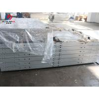 China ASTM A36 Hot Press Platen Long Life Decorative Laminate Wood Base Panel Industry on sale
