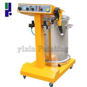 China Multifunction Powder Coating Spray Machine 50 L Volume Powder Barrels wholesale