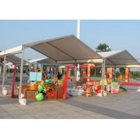 China Fabric Structure Outdoor Canopy Tent , 100km/H Small Event Tent Without Windows wholesale