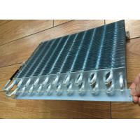 China Water Chiller Stainless Steel Refrigerator Evaporator Coil Tube Mini Heat Exchanger 316 wholesale