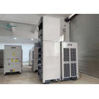 China Anti Corrosion Packaged Tent Air Conditioner , 30 Ton Marquees Tent Air Cooling System wholesale