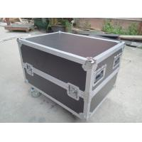 Thickness 9mm / 12mm Plywood Tool Case With Foam For Smoke Machine