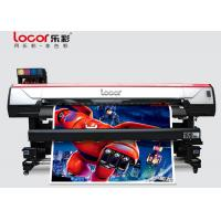 China High Performance Dye Sublimation Photo Printer , Sublimation Textile Printer 1.6M on sale