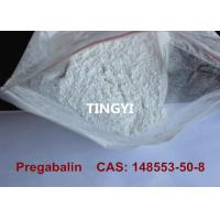 China CAS 148553-50-8 99% High Quality Factory Direct Sales Lyrica Pregabalin White Powder wholesale