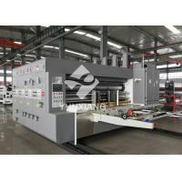 China 1626 Economic Flexo Printer Slotter Machine For Corrugated Packaging Boxes wholesale