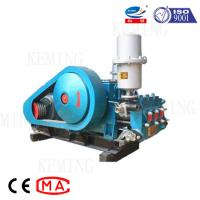 China Mud Conveying Cement Grouting Pump Adjustable For Power Station wholesale