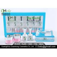 China Quick Dip Acrylic Powder System Full Set No Clumps Eco - Friendly wholesale