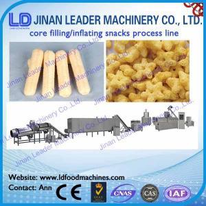 China Automatic Puffed corn wheat snack food making machine food processing machinery wholesale