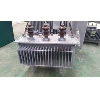 China Low Noise Amorphous Alloy Transformer SH15 Sealed Oil Immersed Power Transformer wholesale