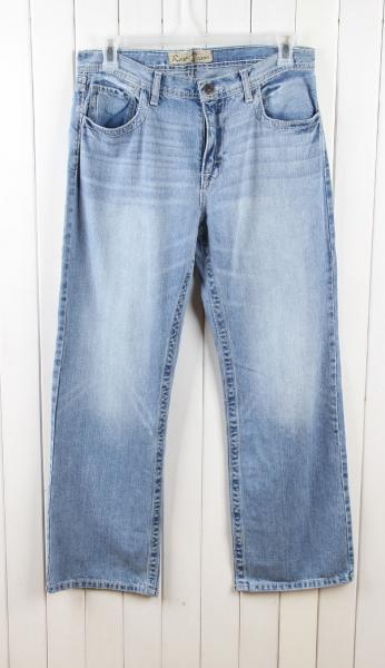 Quality Men clothing stocklot-cheap brand trousers Spain causl jeans denim pants stock for sale