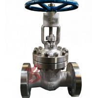 China API 600 Flanged Flex Wedge Gate Valve 2 Inch - 24 Inch Cast Stainless Steel wholesale