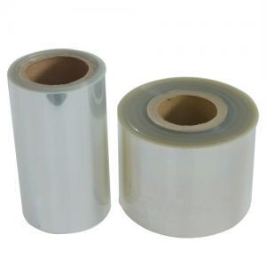 China 6000m Length 1.37g/cm3 100um Transparent Pet Film For Vaccum Forming wholesale