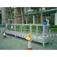 China window cleaning equipment / suspended working platform / cradle / gondola lift for High rise building on sale