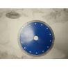 China 180mm Sintered Diamond Ceramic Tile Saw Blades , Mesh Rim Turbo Saw Blade wholesale
