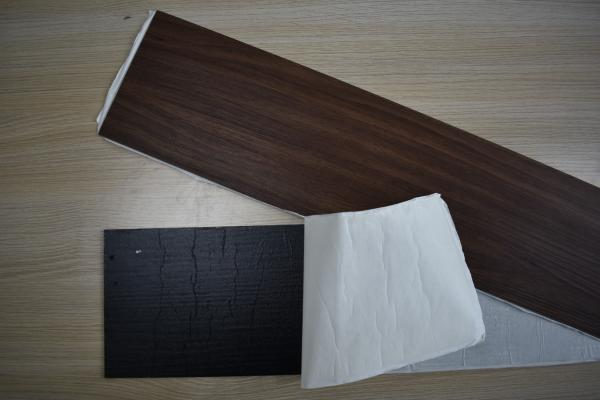 Quality Wear Later Luxury Vinyl Plank Flooring , 3mm Thick Commercial Vinyl Flooring for sale