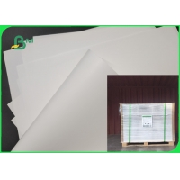 China 787mm 889mm High Whiteness C2S Matte Paper For Poster Good Printing on sale