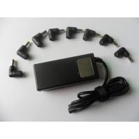 China Automatic Adjustable 90W LCD Universal Notebook Power Supply With 5V / 500mA USB Port wholesale