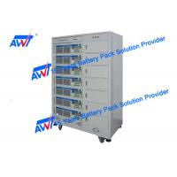 China 70V 20A 7 Channel Battery Formation Equipment / Lithium Battery Pack Aging Machine on sale