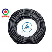 China Waterproof 16mm Single Core Cable 10.2mm OD Excellent Flexibility Wear Resistance on sale