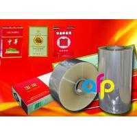 China Multiple Extrusion Laminating BOPP Plastic FilmFor Cigarette Box Wrapping wholesale