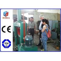 China 5.5 Kw Motor Power Rubber Cutting Equipment Floor Standing Type SGS Certificated wholesale