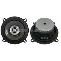 China 5.25 inch 4ohm 2 way car speaker coaxial with ferrite magnet wholesale