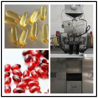 Buy cheap S403 Soft Gelatin Encapsulation Machine With Gelatin Melting System For Krill Oil Production from wholesalers