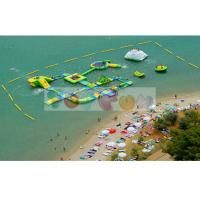 China Exciting Inflatable Water Parks wholesale