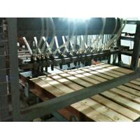 China Hydraulic Wood  Pallet Nailing Line on sale