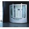 China Black colour steam shower room K065 wholesale